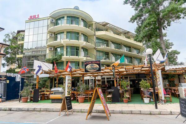 Holidays at Juli Hotel in Sunny Beach, Bulgaria