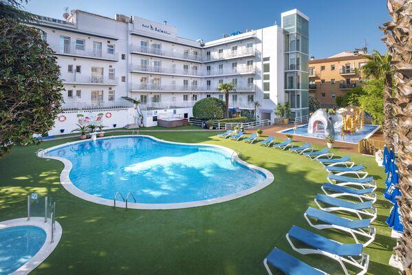 Holidays at Balmes Hotel in Calella, Costa Brava