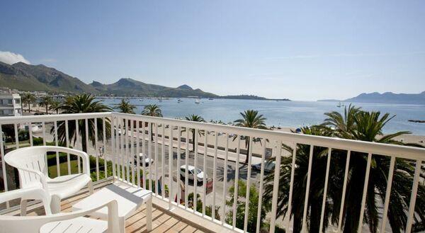 Holidays at Romantic Hotel in Puerto de Pollensa, Majorca