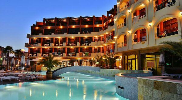 Holidays at Nobel Hotel in Sunny Beach, Bulgaria