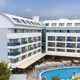Holidays at Blue Wave Suite Hotel in Alanya, Antalya Region
