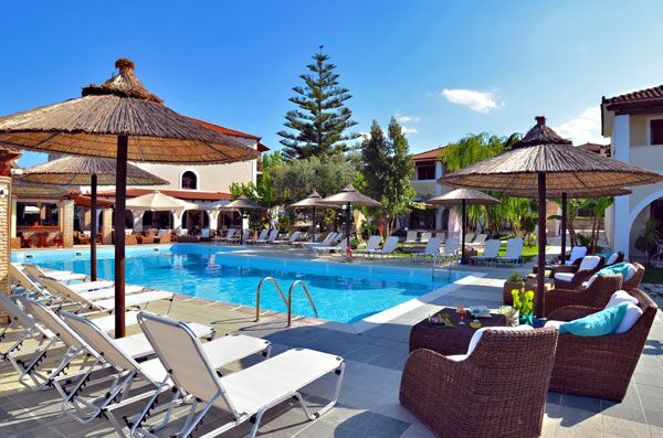 Holidays at Azure Resort and Spa Hotel in Tsilivi, Zante