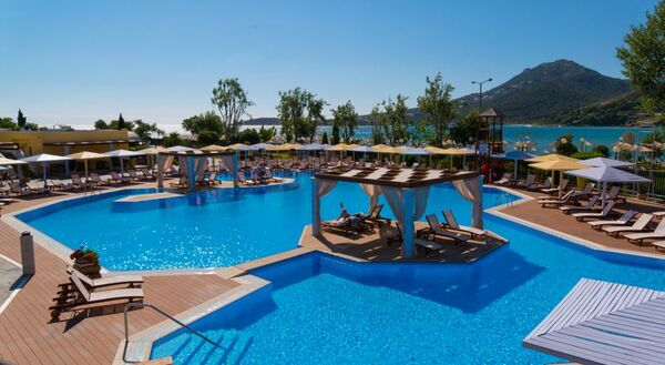 Holidays at Mare Nostrum Thalasso Hotel in Vravrona, Athens