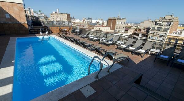Holidays at Sunotel Central Hotel in Eixample, Barcelona