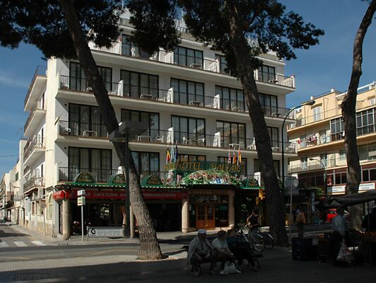 Holidays at Balear Hotel in Ca'n Pastilla, Majorca