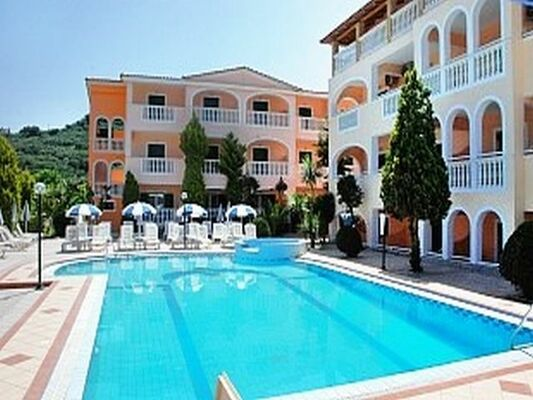 Holidays at Sandy Maria Hotel in Tsilivi, Zante