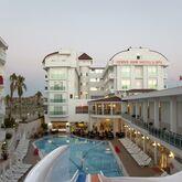Holidays at Merve Sun Hotel in Kumkoy Side, Side