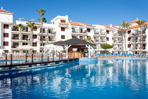 Holidays at Globales Tamaimo Tropical Apartments in Puerto de Santiago, Tenerife