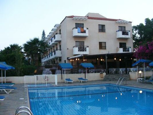 Holidays at Harrys Hotel in Protaras, Cyprus