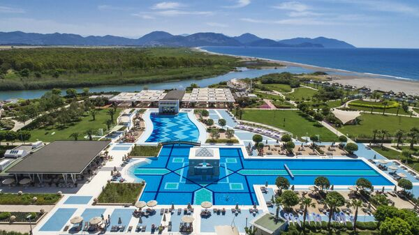 Holidays at Hilton Dalaman Resort and Spa Hotel in Sarigerme, Dalaman Region