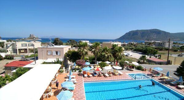 Holidays at Zeus Hotel in Kefalos, Kos