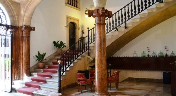 Holidays at Born Hotel in Palma de Majorca, Majorca