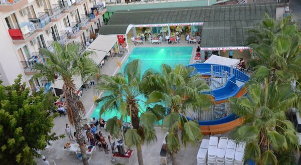 Holidays at Saygili Beach Hotel in Side, Antalya Region