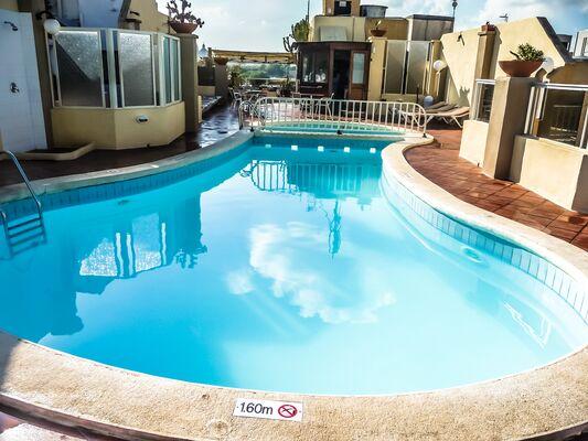 Holidays at Kennedy Nova Hotel in Sliema, Malta