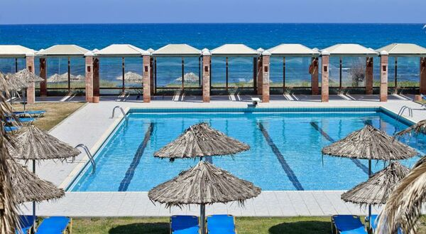 Holidays at Creta Beach Hotel & Bungalows in Amoudara, Crete
