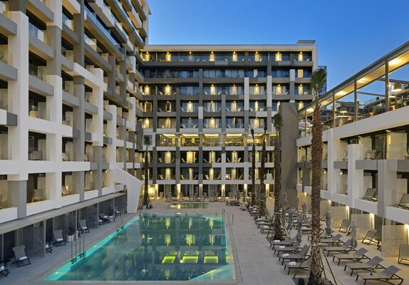 Holidays at Innside Palma Bosque Hotel in Palma de Majorca, Majorca