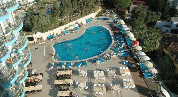 Holidays at Arora Hotel in Kusadasi, Bodrum Region