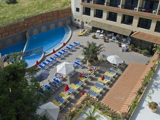 Holidays at Canifor Hotel in Qawra, Malta