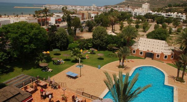 Holidays at Oasis and Spa Hotel in Agadir, Morocco
