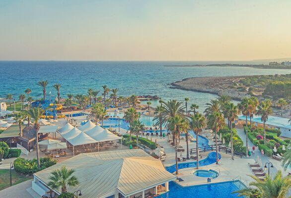 Holidays at Adams Beach Hotel in Ayia Napa, Cyprus