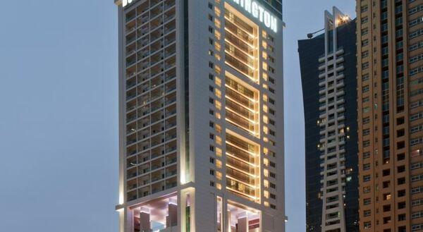 Holidays at Bonnington Jumeirah Lake Towers Hotel in Palm Island Jumeirah, Dubai