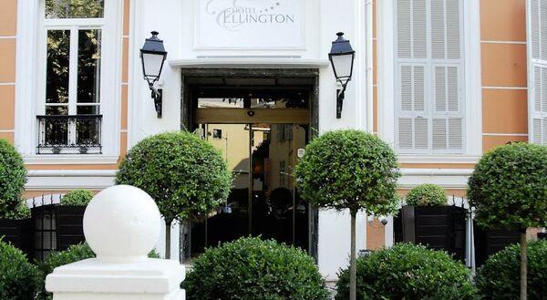 Holidays at Ellington Hotel in Nice, France