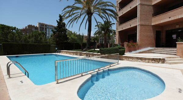 Holidays at La Caseta Apartments in Benidorm, Costa Blanca