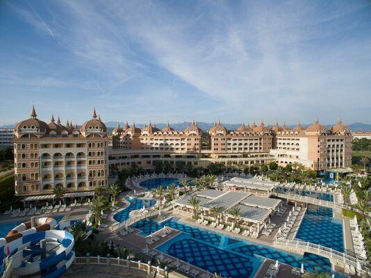 Holidays at Royal Alhambra Palace Hotel in Colakli, Side