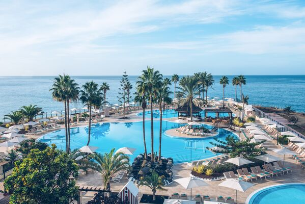 Holidays at Iberostar Selection Anthelia in Fanabe, Costa Adeje