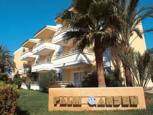 Holidays at Palm Garden Apartments in Alcudia, Majorca