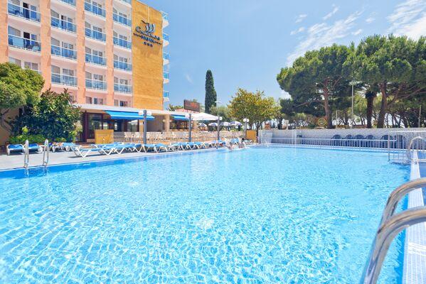 Holidays at H Top Cartago Nova Hotel in Malgrat de Mar, Costa Brava