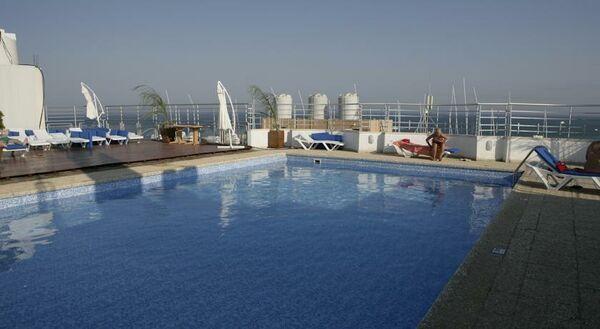 Holidays at Flamingo Beach Hotel in Larnaca, Cyprus