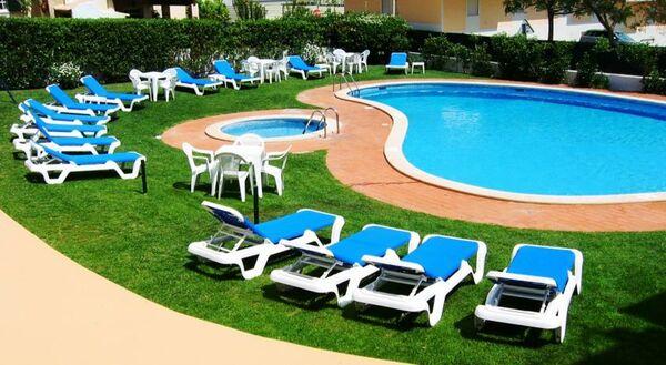 Holidays at Monaco Hotel in Faro, Algarve