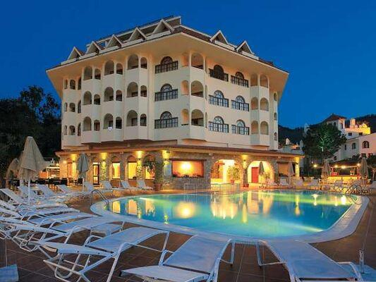 Holidays at Fortuna Beach Hotel in Icmeler, Dalaman Region
