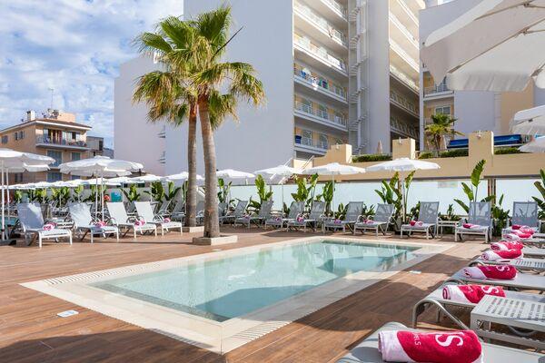 Holidays at JS Yate Hotel in Ca'n Picafort, Majorca