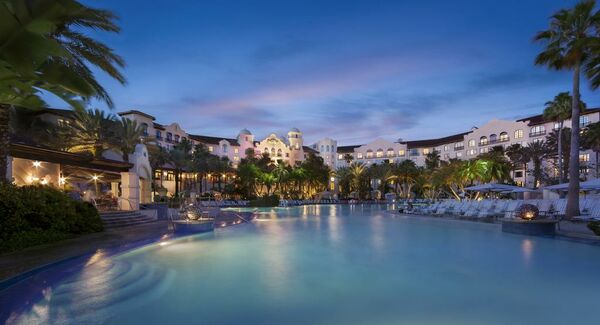 Holidays at Universal's Hard Rock Resort Hotel in Orlando International Drive, Florida