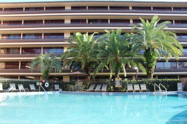Holidays at Rosen Inn at Pointe Orlando in Orlando International Drive, Florida