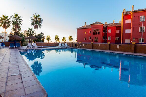 Holidays at Vistamar Aparthotel in Benalmadena, Costa del Sol