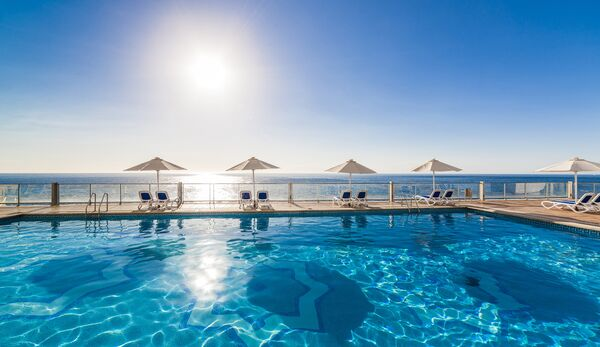Holidays at Globales America Hotel in Calas de Mallorca, Majorca