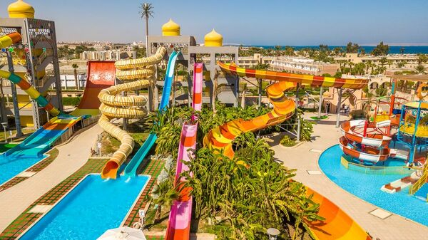 Holidays at Ali Baba Palace Hotel in Safaga Road, Hurghada