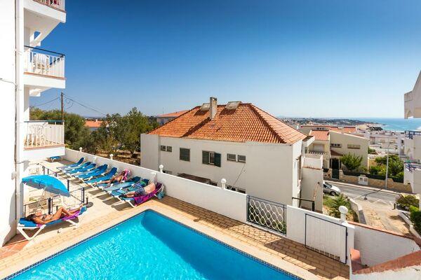 Holidays at Residencial Mar A Vista Hotel in Albufeira, Algarve