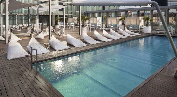 Holidays at Melia Barcelona Sky Hotel in Diagonal N, Barcelona