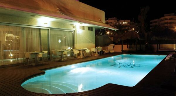 Holidays at El Pacha Hotel in Ibiza Town, Ibiza