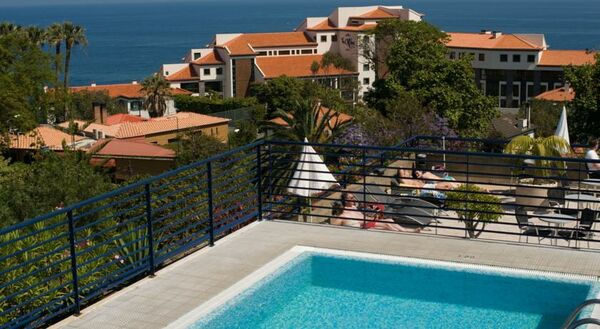 Holidays at Terrace Mar Suite Hotel in Funchal, Madeira