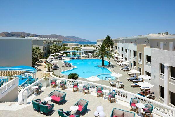 Holidays at Mythos Palace Hotel in Kavros, Crete