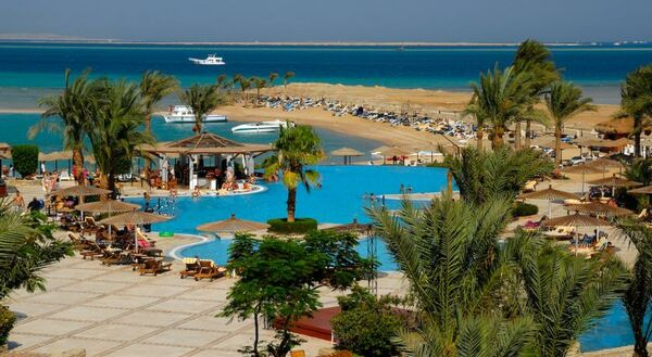 Holidays at Jaz Casa Del Mar Beach in Hurghada, Egypt