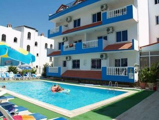 Holidays at Atlantis Apartments in Marmaris, Dalaman Region