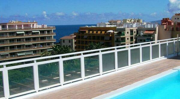Holidays at Tropical Aparthotel in Puerto de la Cruz, Tenerife