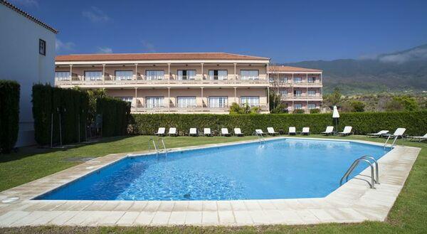 Holidays at Parador De La Palma Hotel in Brena Baja, La Palma