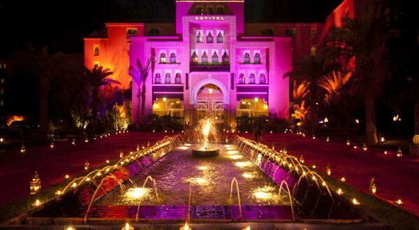 Holidays at Sofitel Marrakech Lounge and Spa Hotel in Marrakech, Morocco
